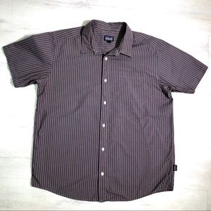 Patagonia Common Threads Short Sleeve Button Down